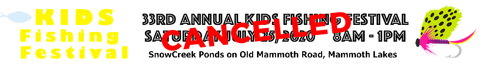 Kids Fish Fest Logo